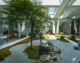 新虹桥首府日式庭院