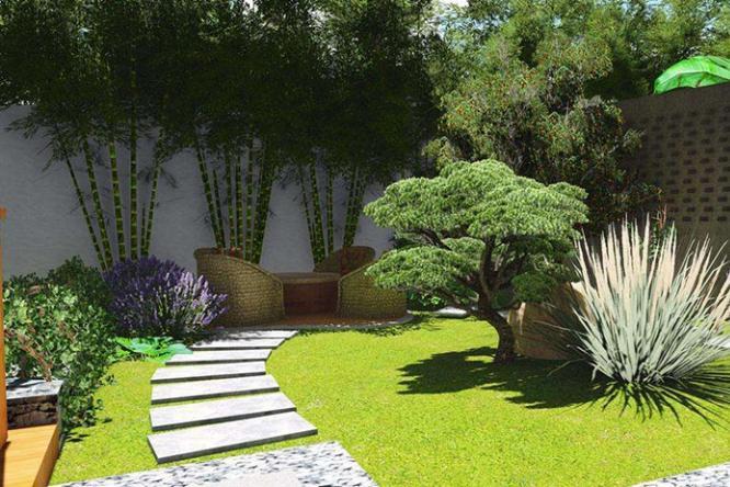 庭院设计之风水学上需要注意的细节