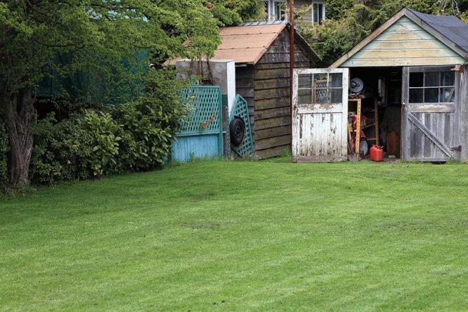 花园设计中的草坪,那些你不得不了解的养护知道哦