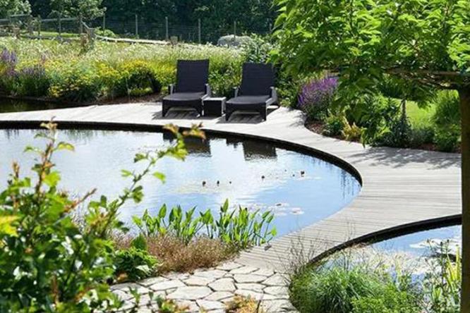 一格园林|景观水景让家与自然更亲近