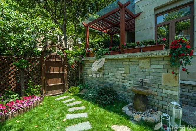 别墅花园设计概念阐述及意义所在?