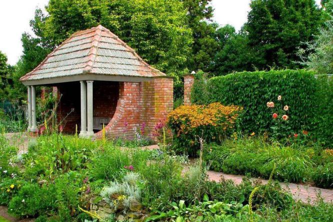 如何打造高端别墅花园景观设计?有些常知你要知道哦
