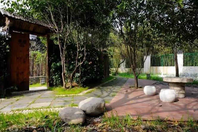 赏乡村美景,感受大自然的花园庭院景观