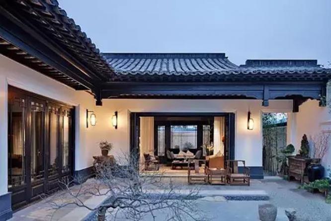 寄情于一方庭院,设计完美人生