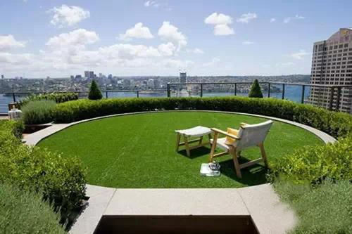 屋顶花园设计绿化施工中知识点讲解之一