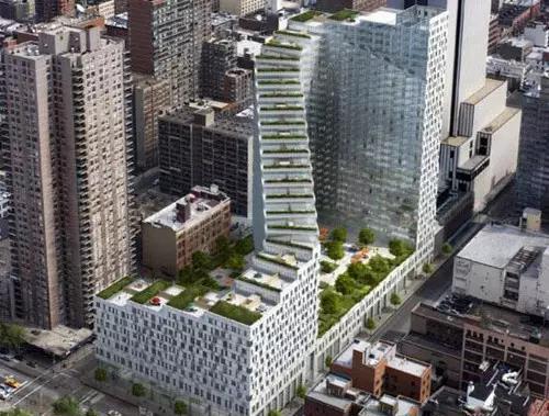 屋顶花园设计绿化施工中知识点讲解之二