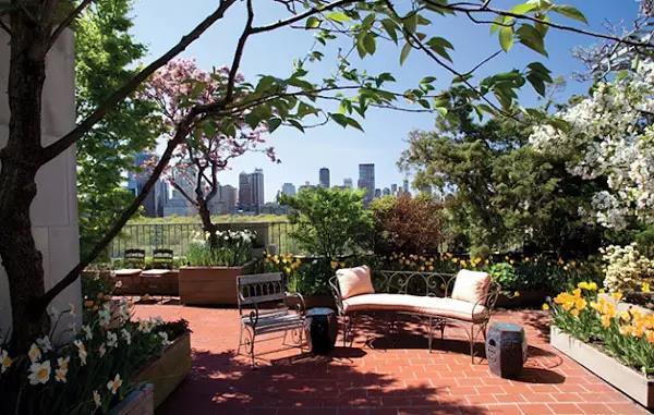 别墅花园庭院景观设计的几个要素