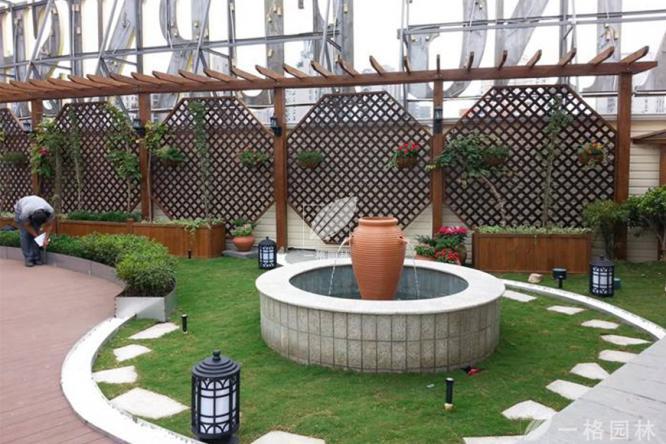 屋顶花园绿化中绿植的选择和养护工作