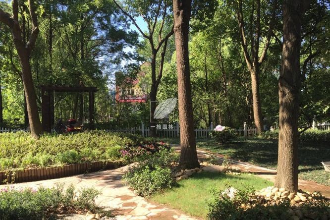 一个实用性的庭院景观的重要性