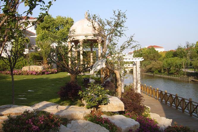 别墅花园设计如何选择一家靠谱、省心的园林公司