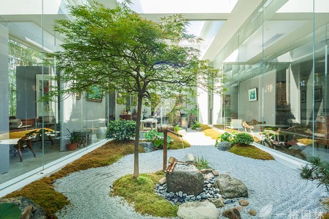 日式庭院有哪些特征