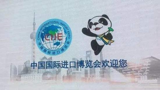 首届进口博览会在中国•上海开暮,一格园林为中国点赞