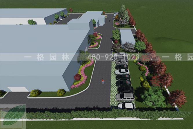 厂区绿化、工厂园林设计绿化的规范性