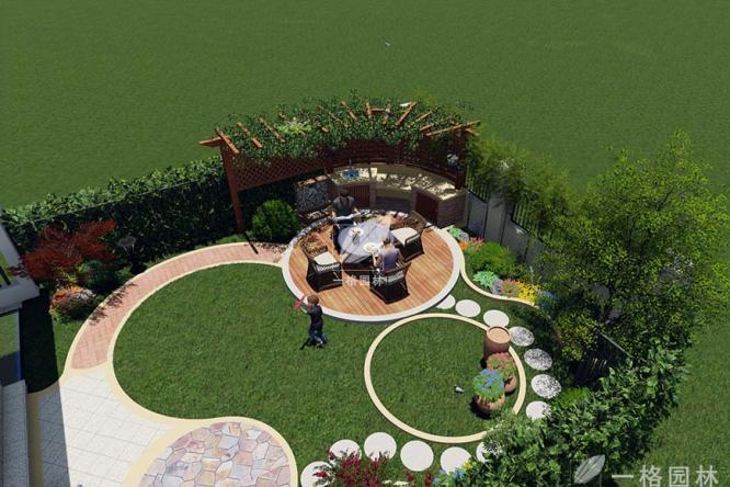 关于园林景观中草坪的养护方法