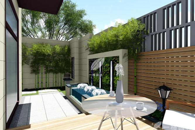 景观设计风水之别墅庭院设计原则