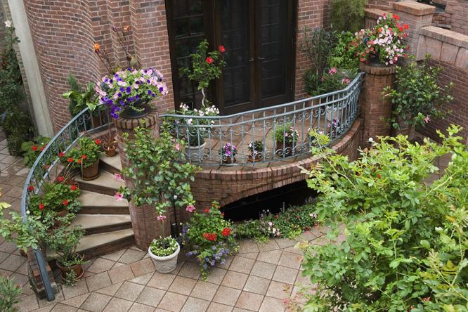庭院铺装,品味意境深远的美