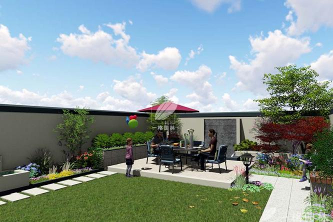 小花园设计、小庭院设计时注意对细节的把握及处理方式
