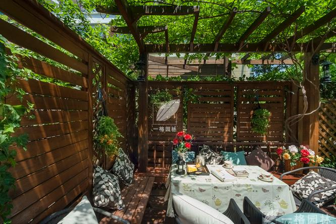私家庭院景观要如何设计呢?