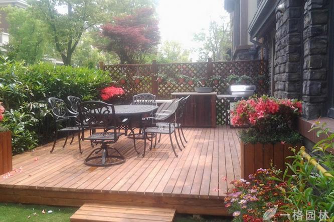花园设计风格常见中式、美式法式园林风格的区别所在