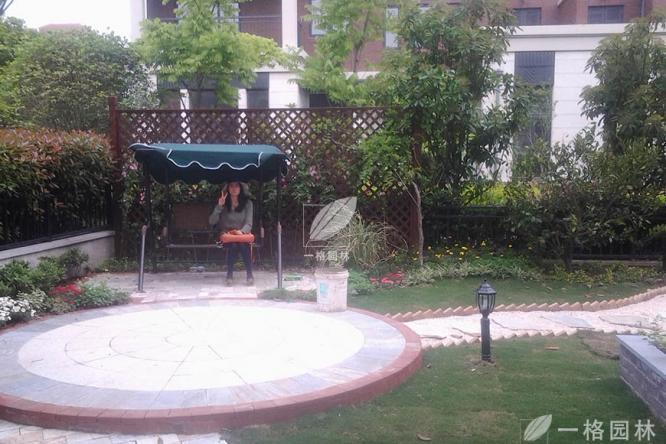 别墅花园设计中儿童玩耍区域的设计