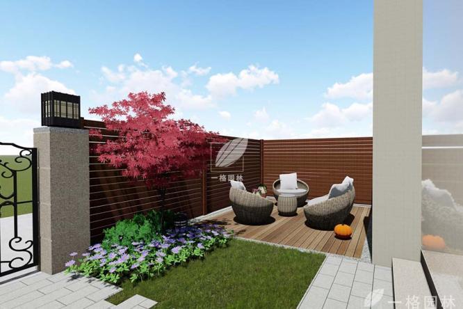 别墅花园设计里的那些植物该如何挑选?