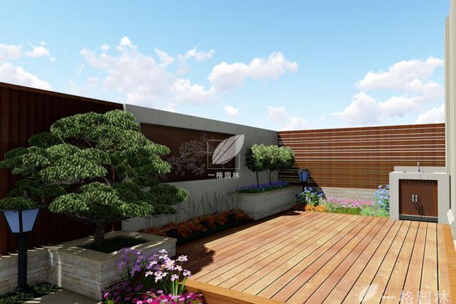 屋顶花园绿化的意义被人们推荐
