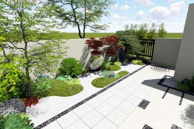 打造一套带有灵魂的别墅花园,需要哪些工序呢?