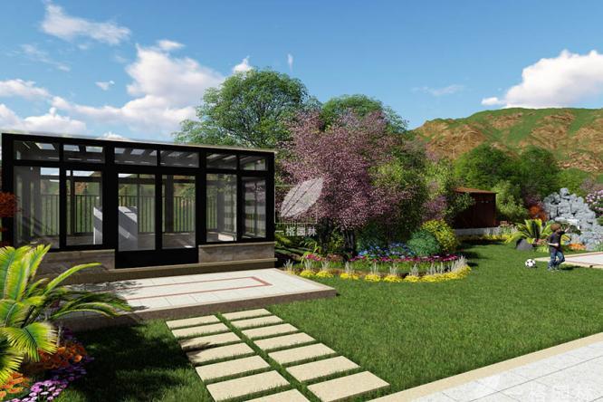 别墅花园施工前要如何设计呢?