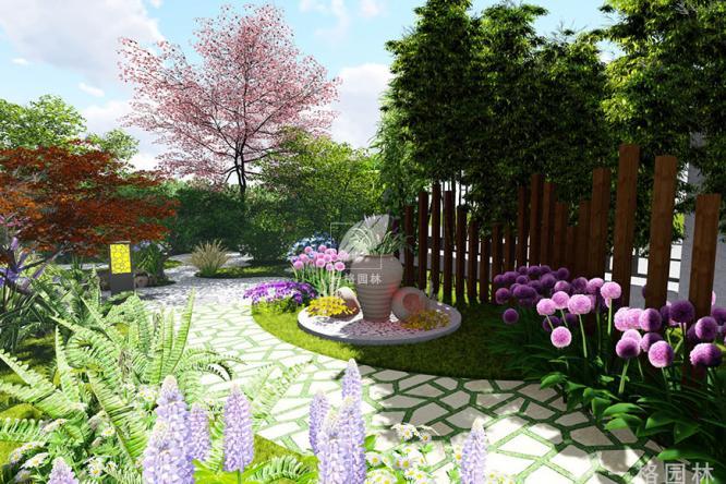 庭院景观设计元素之竹子