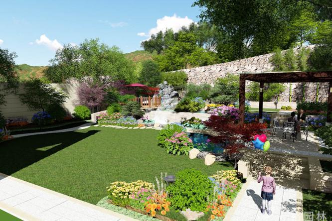 别墅花园装修那些你需要考虑的事情