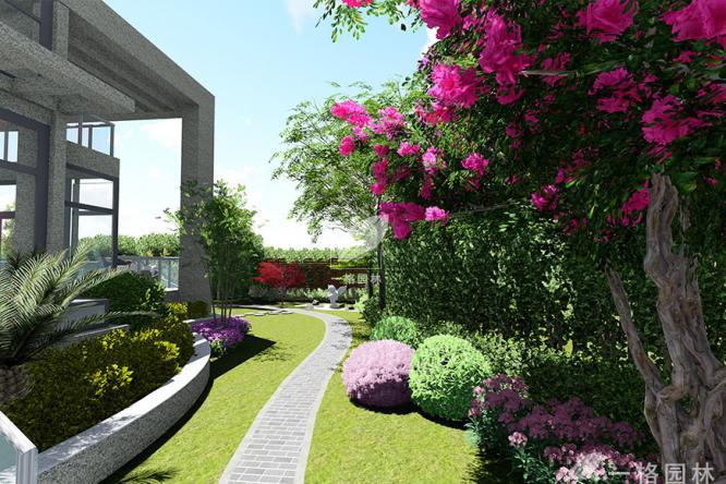品鉴花园设计细节,暖暖的满是安心!