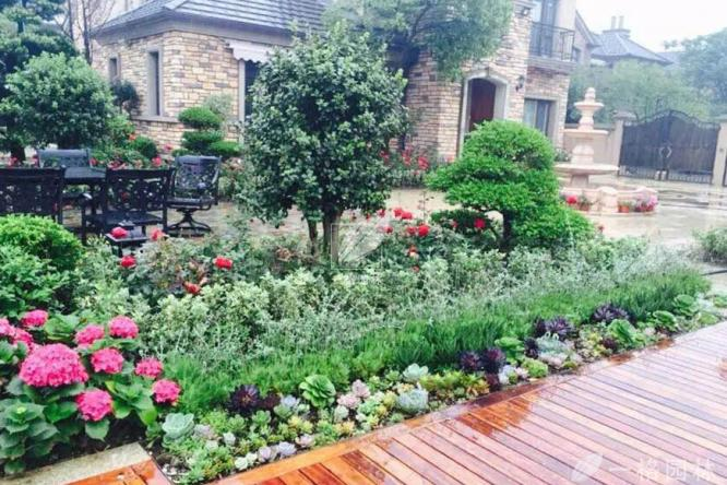 别墅花园景观维护小技巧,你值得拥有哦