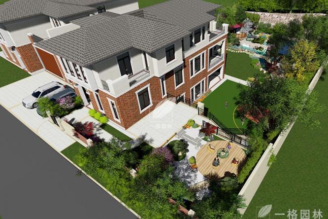 私家花园设计公司只做完美的花园生活环境