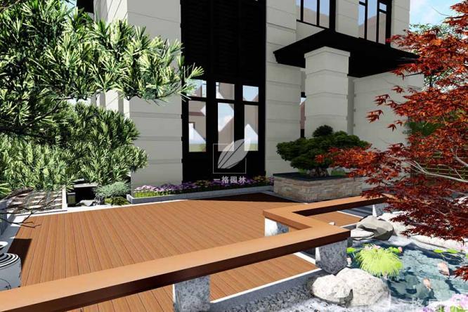 庭院设计景观施工中注意细节