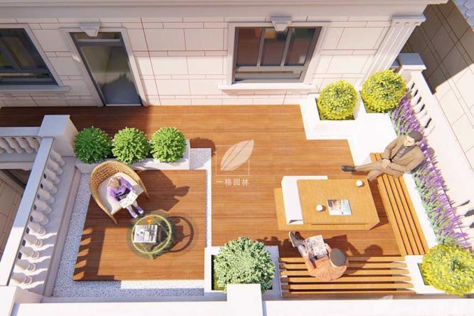 打造屋顶花园设计施工需要注意的问题?