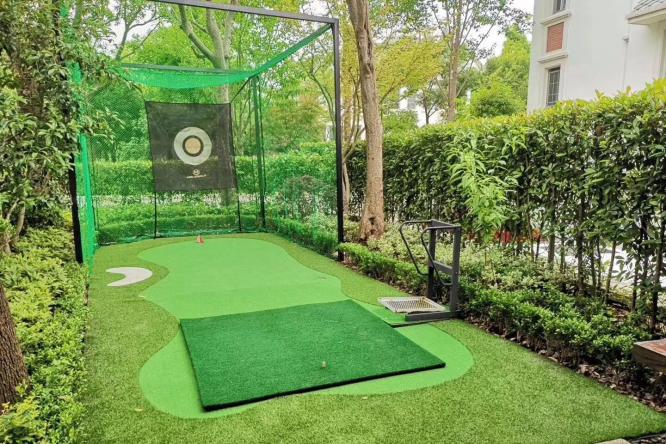 私家花园景观之爱的乐园即将竣工