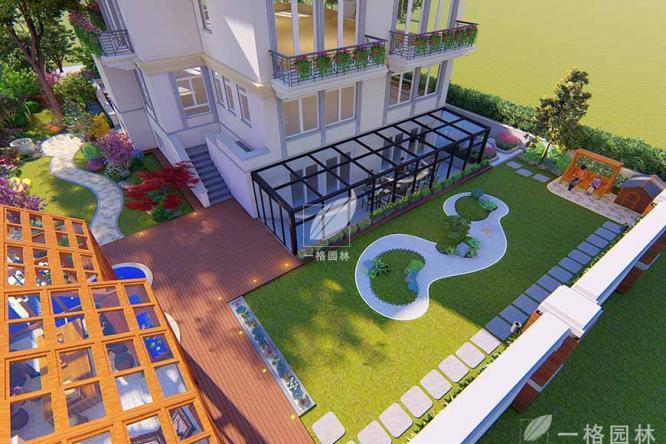 别墅花园设计施工需要注意的问题有哪些
