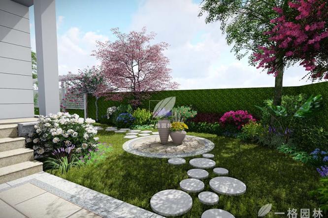 一格园林专注花园设计、花园施工、花园养护