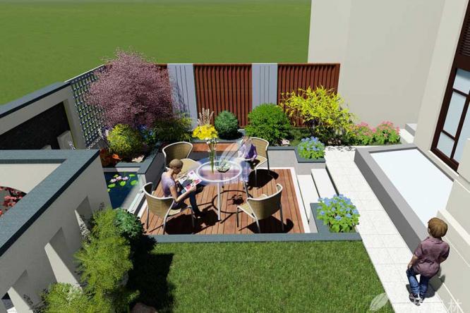 私家庭院设计风格特点