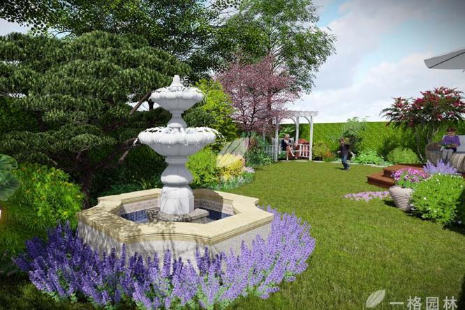 如何做好屋顶花园景观设计绿化