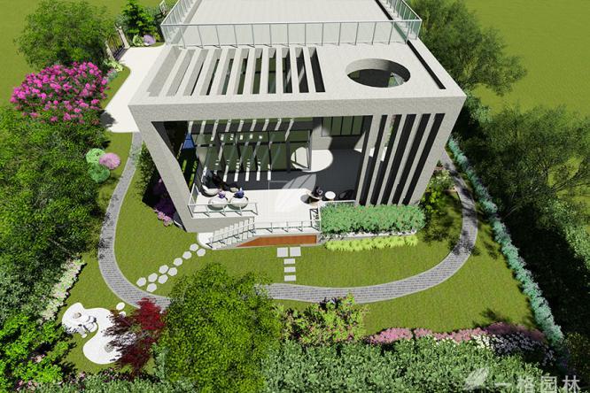 别墅花园设计施工材料如何选择