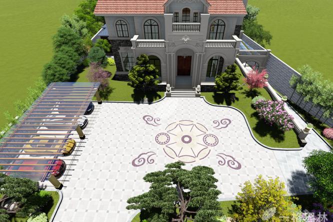 有了别墅要如何打造你的别墅花园呢?