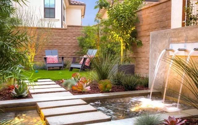 别墅花园景观用材之石材返碱怎么处理?