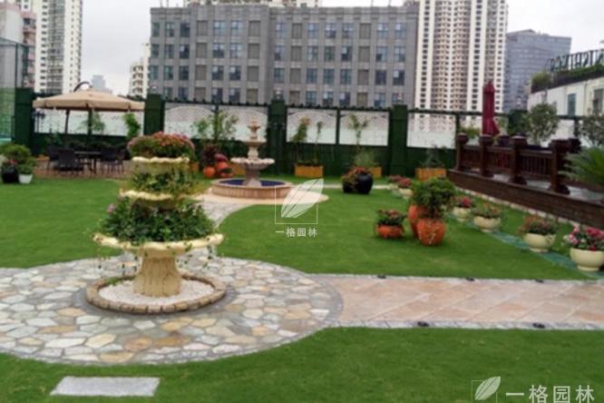 屋顶花园景观的发展历程