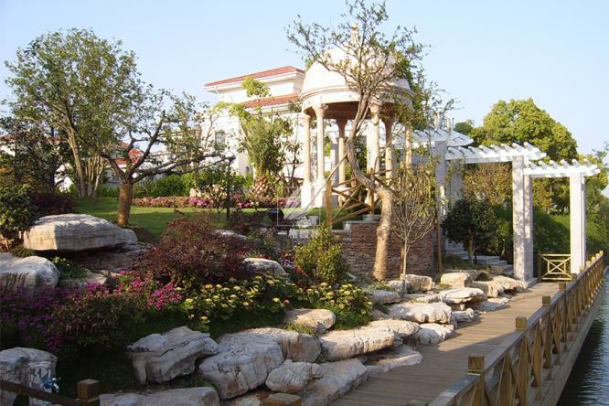 别墅花园景观风水知识
