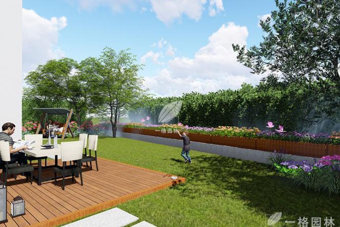 花园设计让生活回归一种自然的态度