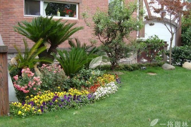 春天应该有的私家花园景观