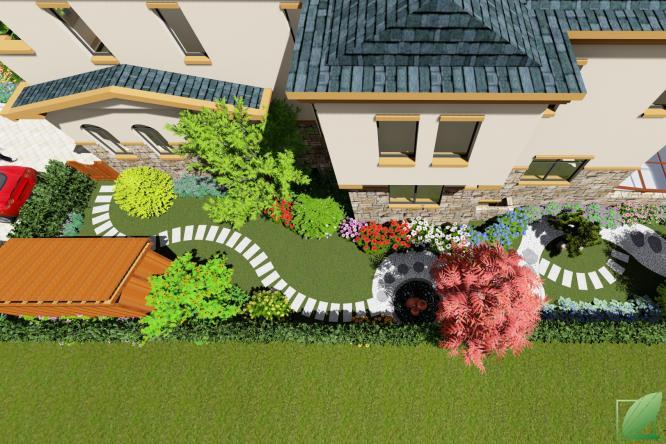 园林景观设计中泳池的设计
