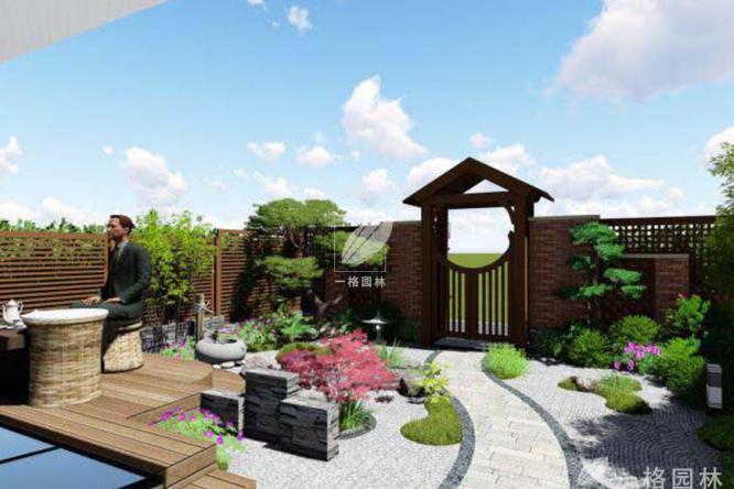 别墅庭院设计中如何使用户外家具