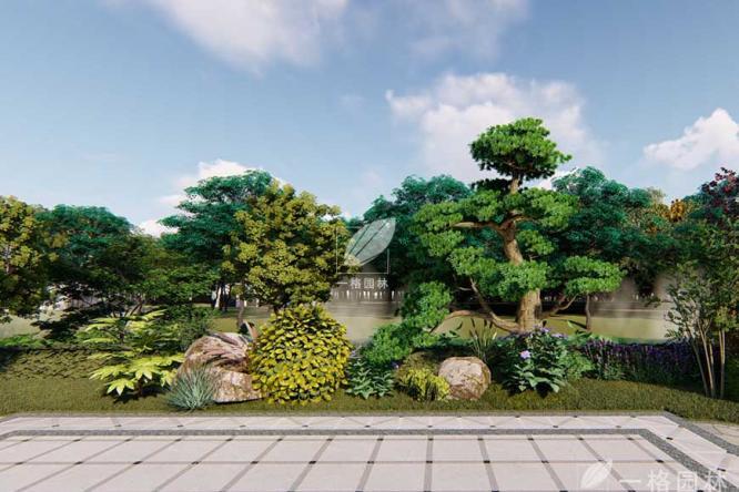 打造品质私家花园景观,一格园林教你实在的方法